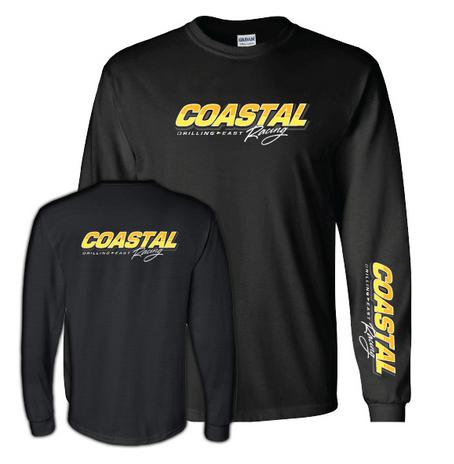 Coastal Racing Log Sleeve